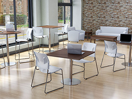 Cafe Cafeteria Break Room Office Furniture