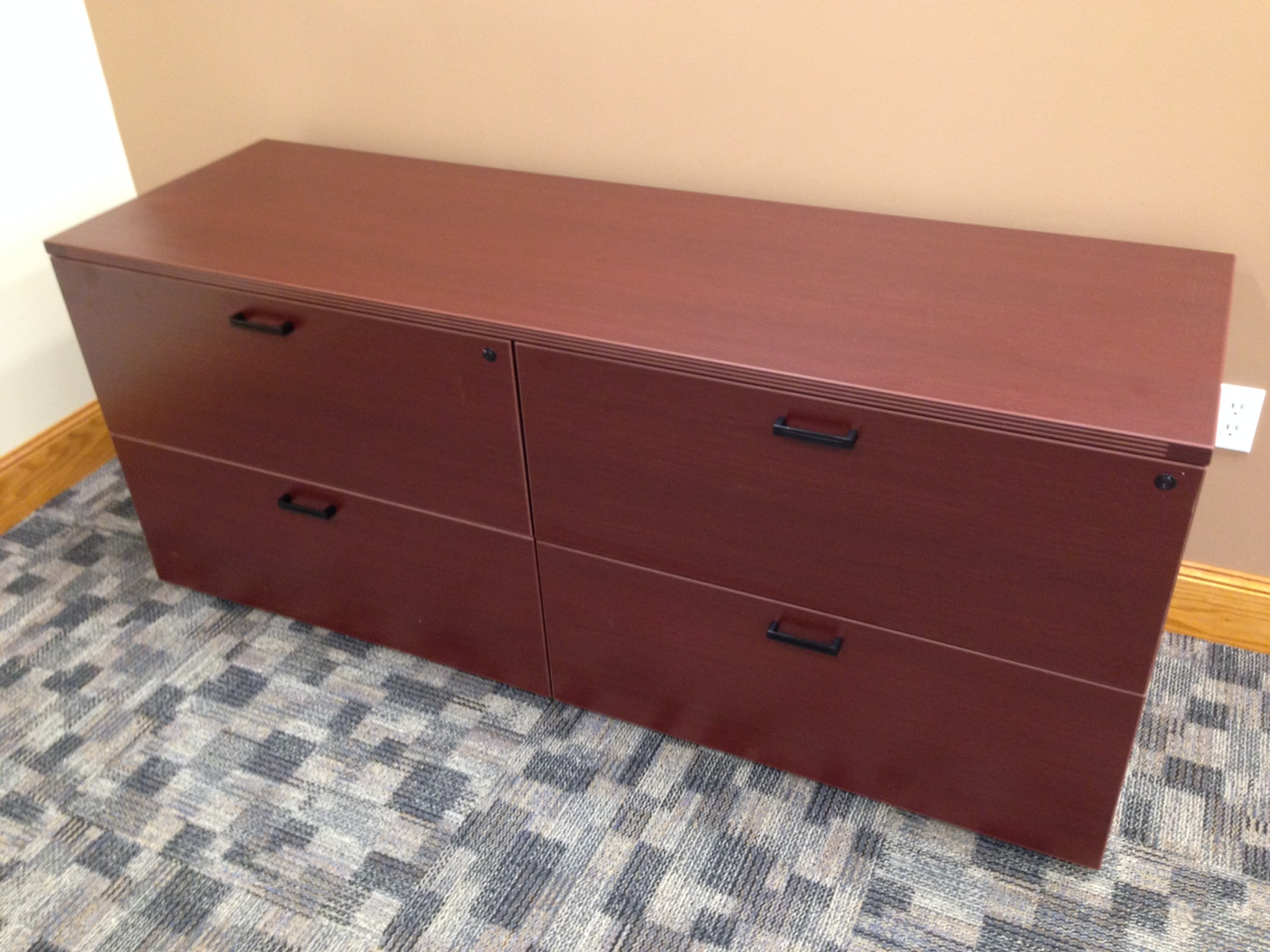 Affordable Office Double Lateral File Credenzas Baystate
