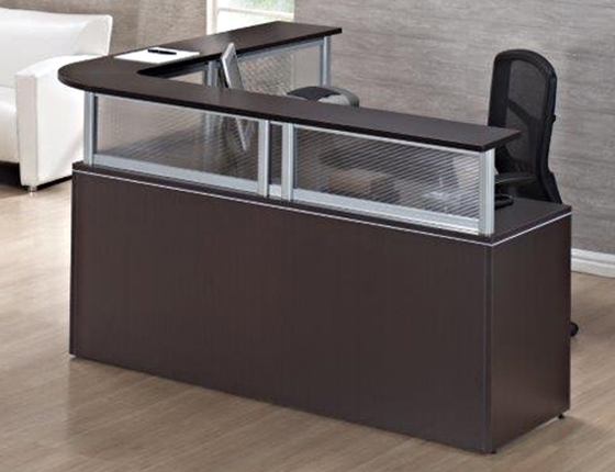 affordable office reception desks baystate office furniture lawrence ma rh baystatefurniture com office furniture receptionist desk office furniture receptionist desk
