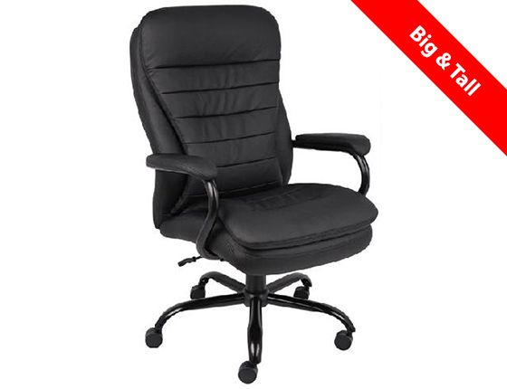 BAY 15 Big & Tall Office Desk Chair Affordable Office Seating Furniture Lawrence, MA, Manchester, NH