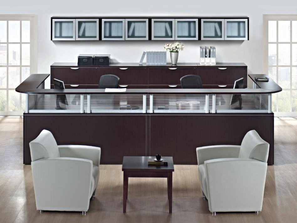Reception Desk #2 Office Furniture