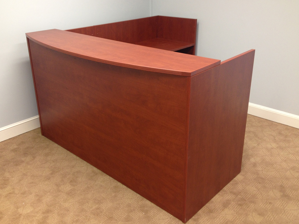 Reception Desk #3 Office Furniture