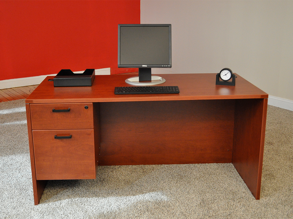 Rectangular Desk #2 Rectangle Office Desks