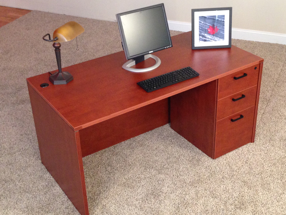 Rectangular Desk #3 Rectangle Office Desks