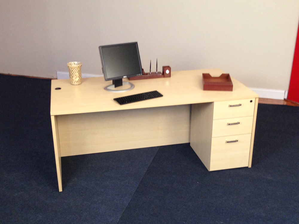 Rectangular Desk #5 Rectangle Office Desks