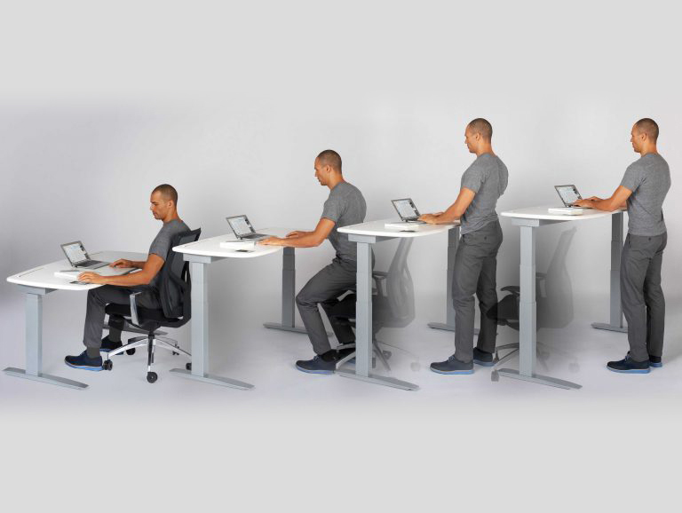 Sit to Stand Desk #3 Office Desks