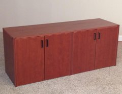 4-Door Storage Credenzas