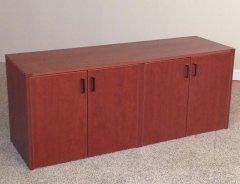 4-Door Storage Credenzas