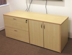 Mixed Storage Credenzas