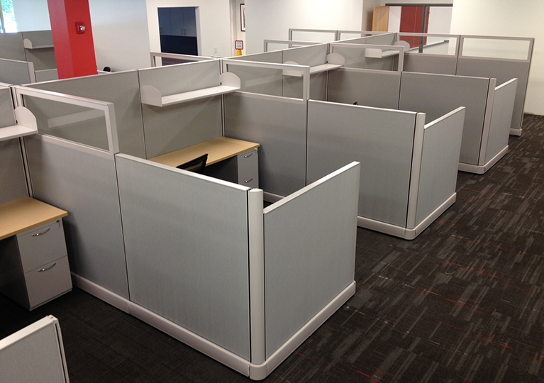 MA NH Boston Cubicle Cubicles Baystate Office Furniture