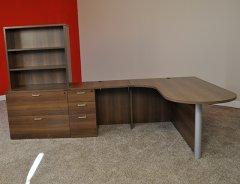 Bullet Front L-Shaped Desks